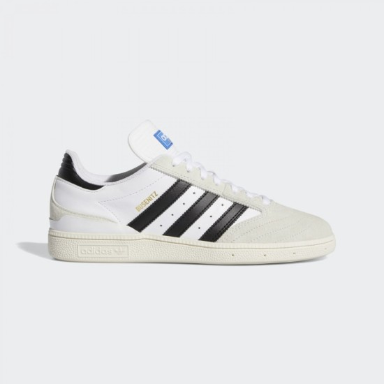 adidas Busenitz Cloud White / Core Black / Crystal White