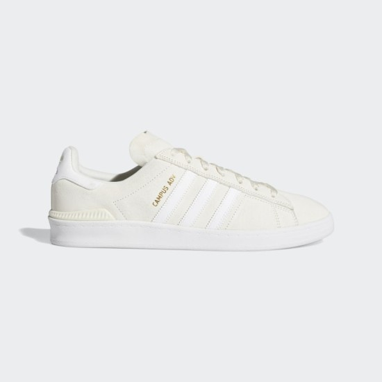 adidas Campus ADV Supplier / White / Gold