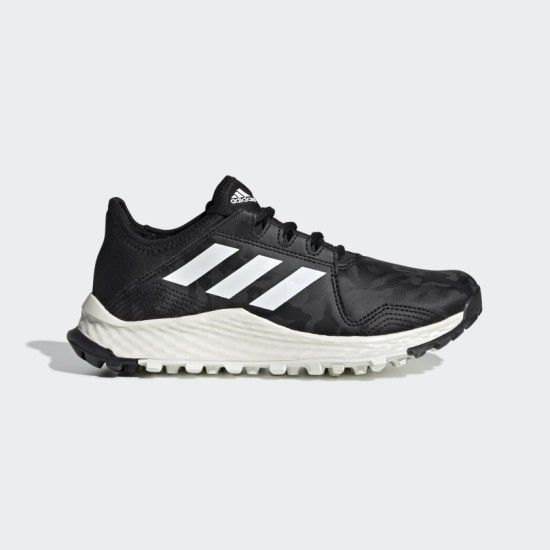 Adidas Hockey YoungStar Shoes Black / White / Black
