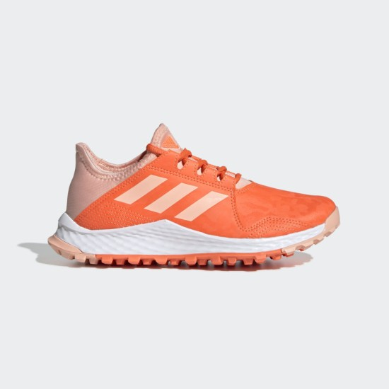 Adidas Hockey YoungStar Shoes Coral / Pink / White
