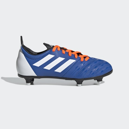 adidas Malice SG Junior Blue / White / Orange