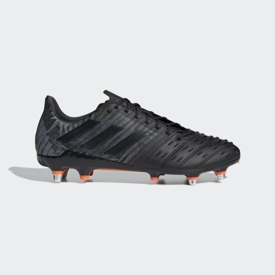 Adidas Predator Malice Control SG Black / Orange