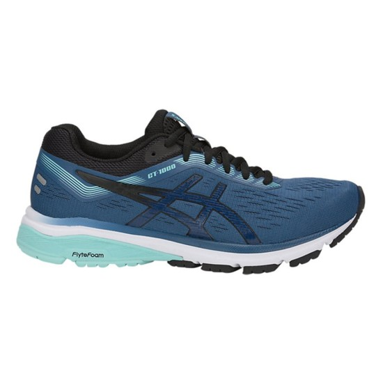Asics GT-1000 7 Womens Grand Shark Blue / Black