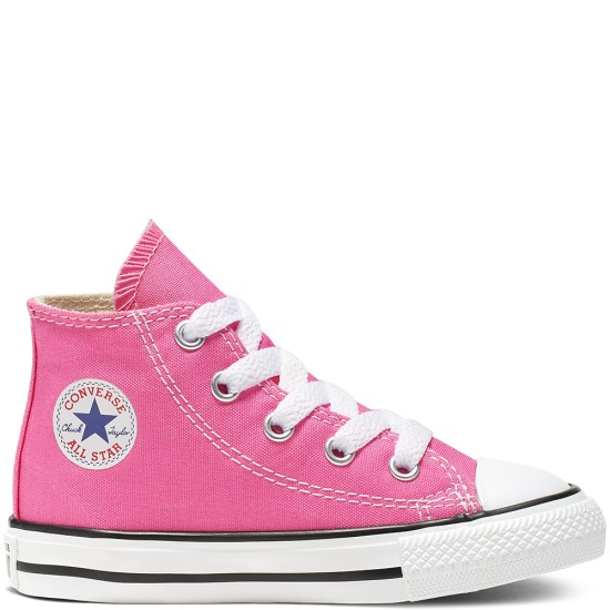 Converse Chuck Taylor All Star Toddler Classic High Pink