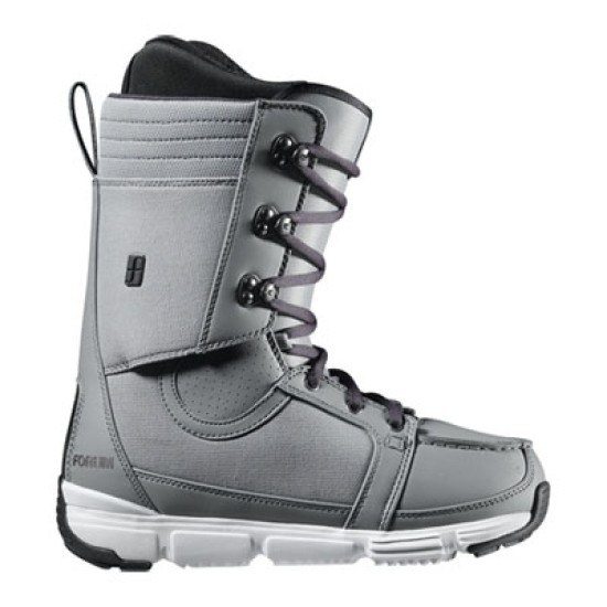 Forum The Tramp Mens Snowboard Boots Grey Wash