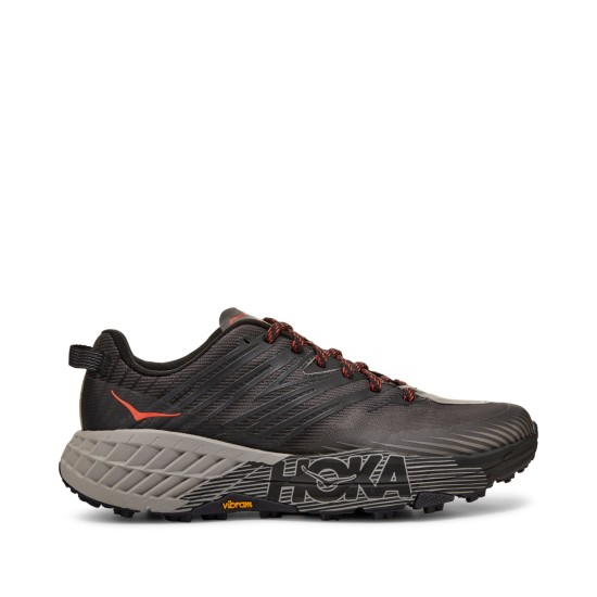 Hoka One One Speedgoat 4 Dark Gull Grey / Anthracite