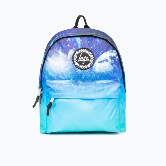 Hype Space Fade Backpack Blue