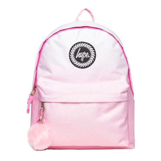 Hype Speckle Fade Pink Backpack