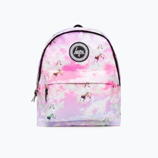 Hype Unicorn Skies Backpack