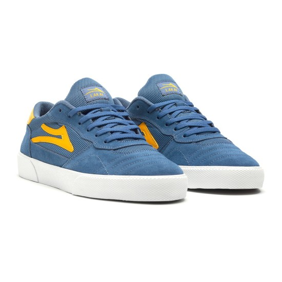 Lakai Cambridge Slate / Yellow Suede