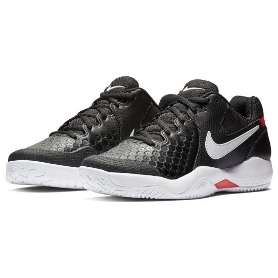 Nike Air Zoom Resistance Black / White - Red