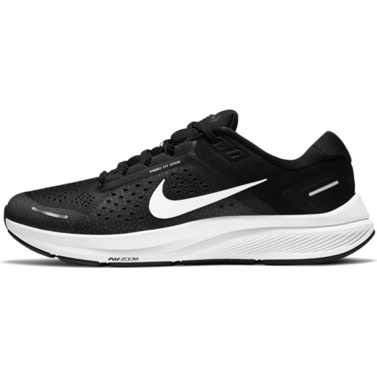 Nike Air Zoom Structure 23 Black / White - Anthracite