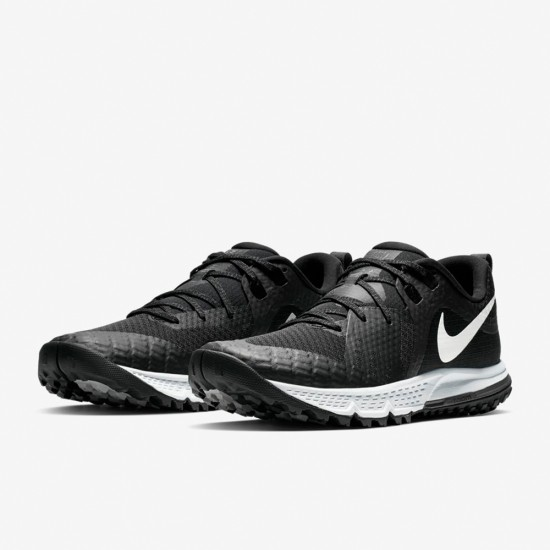 Nike Air Zoom Wildhorse 5 Black / Thunder Grey / Wolf Grey