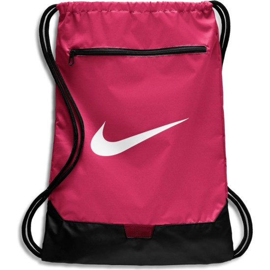 Nike Brasilia Training Gym Sack Pink