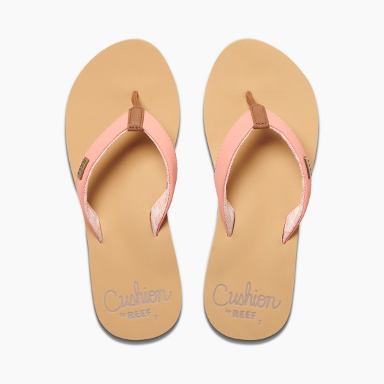 Reef Cushion Sands Womens Cantaloupe